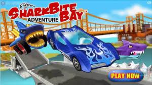wheels racing sharkbite bay adventure free games