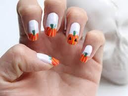 Halloween Nail Art Pumpkin - 25 scary halloween nail art ideas and designs 2015 u2013 inspiring