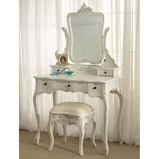 bedroom vanities with mirrors and lights inspirations also silver