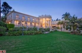 Famous Mansions Mansions U0026 More Famous Chateau D U0027or Mansion In Bel Air Re Listed