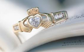 Does The Wedding Band Go Before The Engagement Ring by Five Ancient Irish Wedding Traditions You May Not Know About