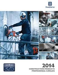 2014 husqvarna construction products us professional users by