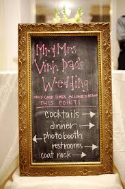 wedding chalkboard ideas 10 creative wedding chalkboard ideas style weddings