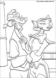 treasure planet coloring pages coloring coloring