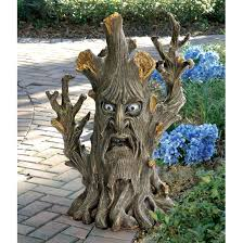 a large collection of hair raising halloween decorations style