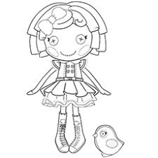 free coloring pages lalaloopsy dolls coloring pages ideas