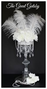 great gatsby centerpieces the great gatsby centerpiece diy that looks luxe make this