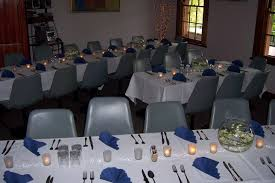 2 wedding table setup walcha road hotel