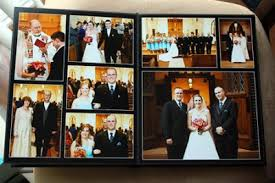 8 x 10 photo album road to the aisle diy wedding albums