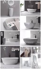 smart expo sanitaryware bathroom accessories solid surface