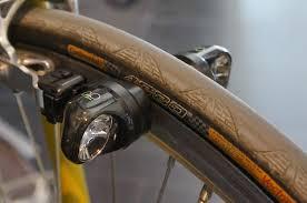 rear bike light rack mount tradeshow randoms part three vee rubber slipnot velotraum