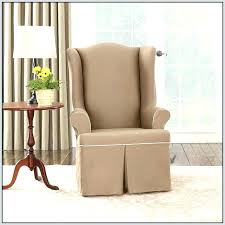 Wingback Chair Recliner Design Ideas Wing Chair Recliner Slipcover Wing Back Recliner Chair S S Stretch