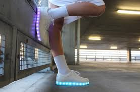 grown up light up shoes we found light up sneakers for grown ups fashion journal