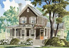southern living house plans with porches turtle lake cottage moser design southern living house