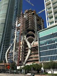 one thousand museum view of one thousand museum on the rise in miami skyrisecities