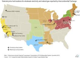 Map Pricing U S Energy Information Administration Eia Ap