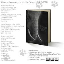 elephant pie elephant dung paper products with a purpose indiegogo