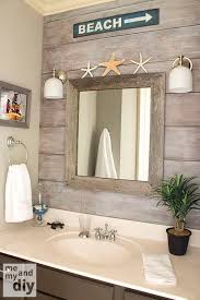 theme mirror best 25 nautical bathrooms ideas on nautical shelving