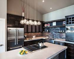 Modern Kitchen Lighting Ideas Lighting Modern Pendant Lights For Bright Kitchen Modern Oven