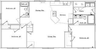 open floor plans for ranch homes splendid bedroom ranch house plans open floor anch floor plans