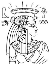 18 zentangle egyptian coloring pages coloring pages