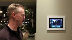 Ipad In Wall Mount Docking Station Savant Home Automation Using A Flush Mounted Ipad As The Control