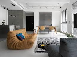 project intended for a single storey apartment with two main