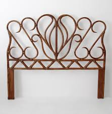 baroque cane headboard rattan and wicker furniture australia