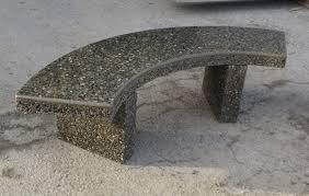 benches sanderson concrete inc