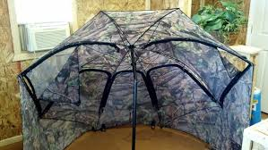 Umbrella Hunting Blinds The Big Tom Cooper Hunting
