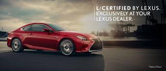 lexus warranty enhancement l certified pre owned vehicles at johnson lexus of raleigh