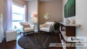 Show Home Interior by The Highcrest Show Home Broadview Homes Winnipeg Youtube