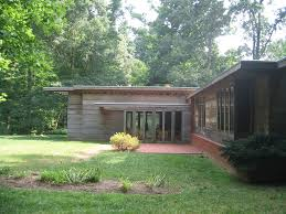 malcolm willey house pope leighey house 1939 falls church virginia usonian style