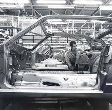 ford mustang assembly plant tour 175 best the line images on vintage cars factories