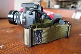 Canon Rugged Camera Strapping Staple Design
