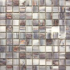 Multi Color Backsplash Tile by Surfaces Usa Ocean Multi Colored Glass Mosaic Pack Of 20 Home
