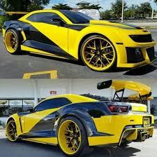 black and yellow corvette design camaro black and yellow chevrolet corvette