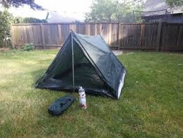 Tent In Backyard by Stansport Scout Backpack Tent Review U2013 A Waste Of Money In My