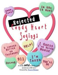 valentines heart candy sayings 74 best february crafts images on ideas