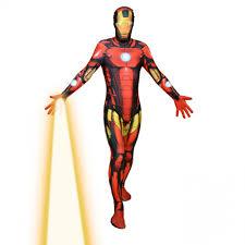 iron man costume iron man morphsuit morphcostumes uk