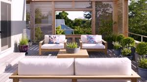 Bambus Garten Design Balkon Sichtschutz Ideen Youtube