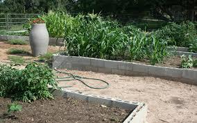 15 creative cinder block raised garden beds garden lovers club
