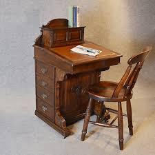 Victorian Secretary Desk by Antique English Writing Desk Antique Furniture
