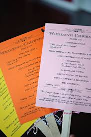 wedding program card stock 36 best make your own wedding programs images on