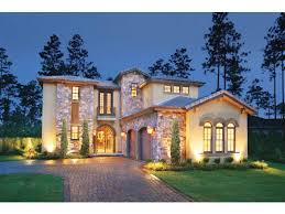 mediterranean house plans with pool small mediterranean house plans lighting best house design