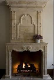 French Country Fireplace - french country rustic fireplace i love the distressed mantel