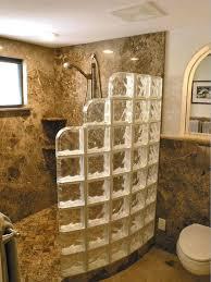 Open Showers No Doors No Door Shower Shower No Doors On Shower Designs Bathroom Shower