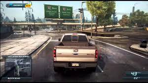 Ford Raptor With Tracks - ford f 150 svt raptor suv review gameplay nfs most wanted 2012