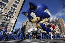 balloons soar at nyc thanksgiving parade the boston globe