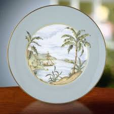 colonial tradewind dishes dinnerware by lenox china